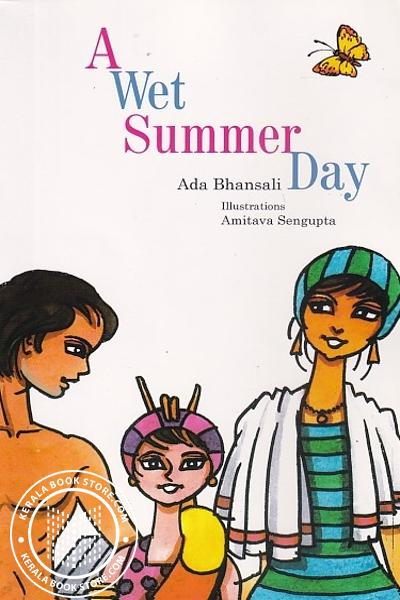 Cover Image of Book A wet Summer Day