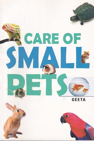 Cover Image of Book Care of Small Pets