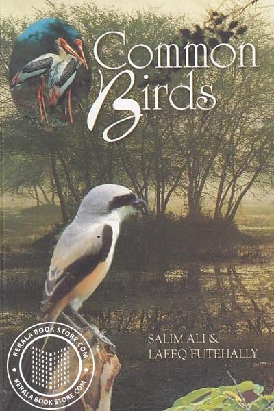 Cover Image of Book Common Birds