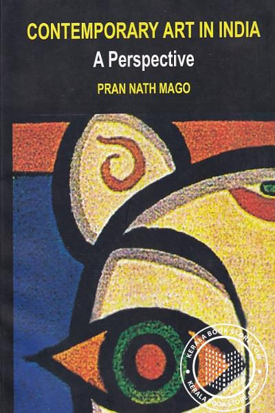 Image of Book Contemporary Art In India A Perspective