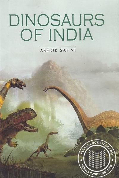 Cover Image of Book Dinosaurs Of India