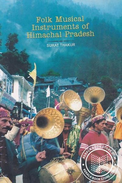 Image of Book Folk Musical Instruments of Himachal Pradesh