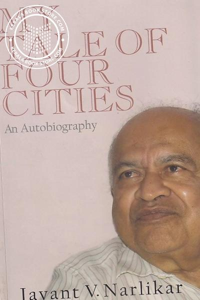 Cover Image of Book My Tale of Four Cities