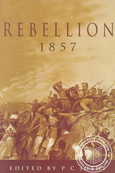 Cover Image of Book Rebellion 1857