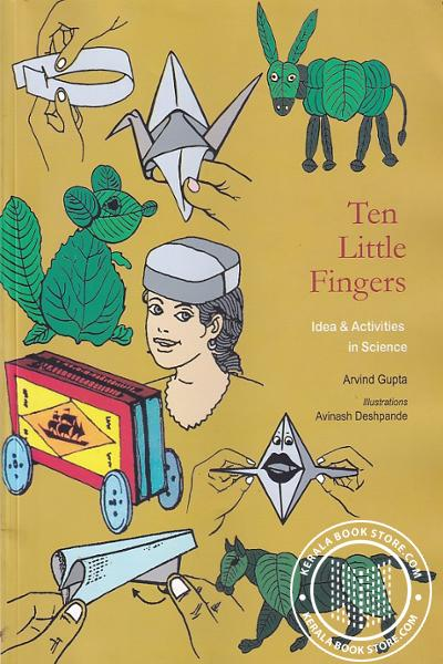 Cover Image of Book Ten Littlie Fingers