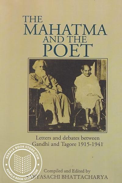 Cover Image of Book The Mahatma And The Poet