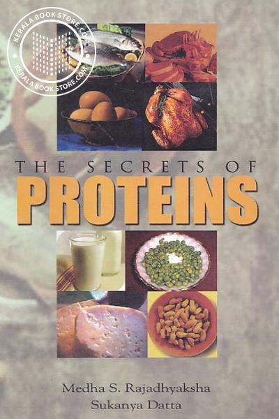 Cover Image of Book The Secrets of Proteins