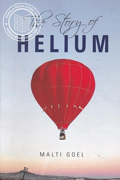 Cover Image of Book The Story of Helium