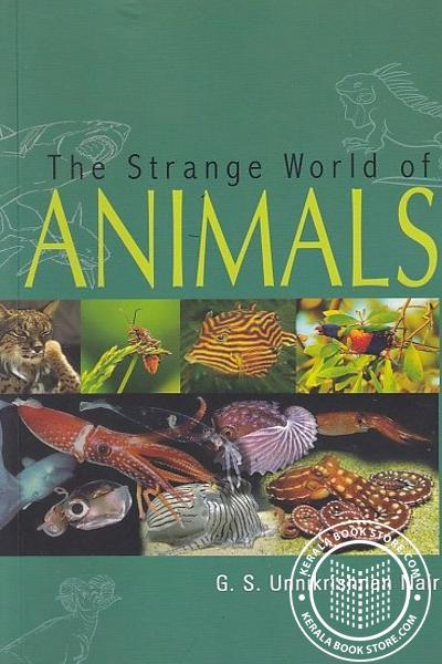 Cover Image of Book The Strange World of Animals