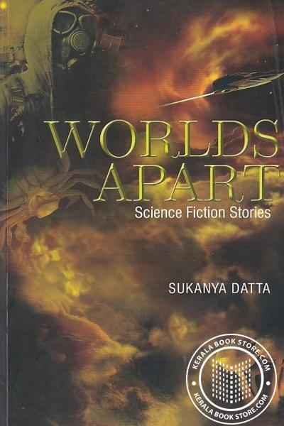 Cover Image of Book Worlds Apart Science Fiction Stories