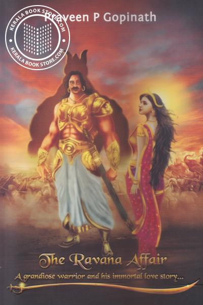 Cover Image of Book The Ravana Affair