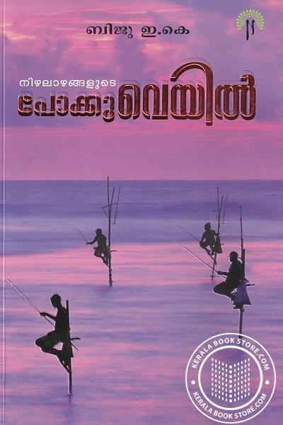 Cover Image of Book നിഴലാഴങ്ങളുടെ പോക്കുവെയില്