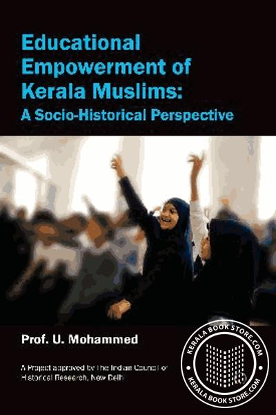 Cover Image of Book Educational Empowerment of Kerala Muslims