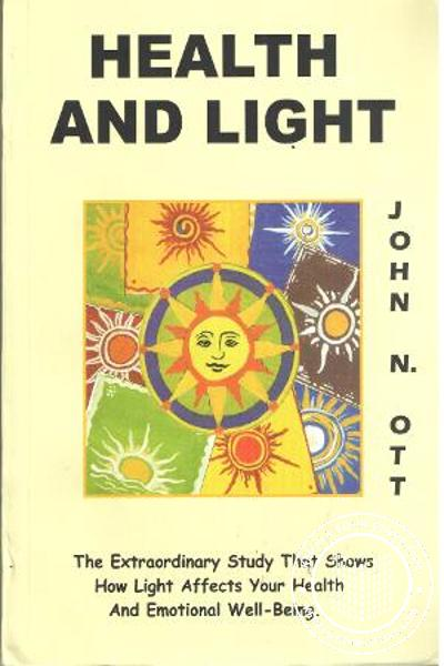 Cover Image of Book Health And Light