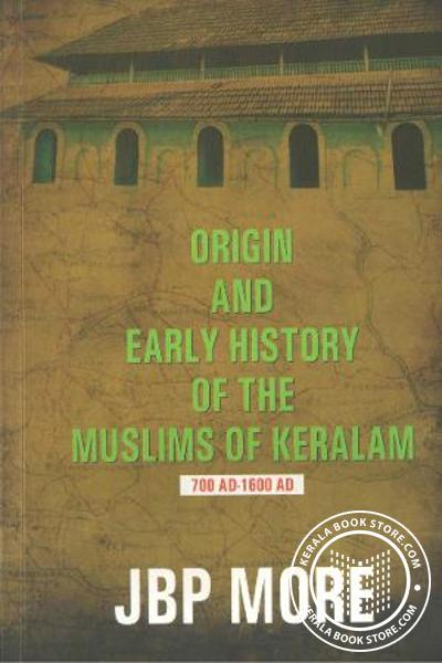 Cover Image of Book Origin And Early History Of The Muslims Of Keralam