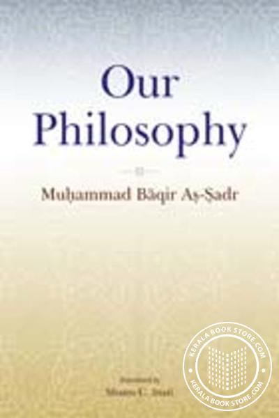 Cover Image of Book Our philosophy