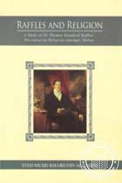 Cover Image of Book Raffles and Religion