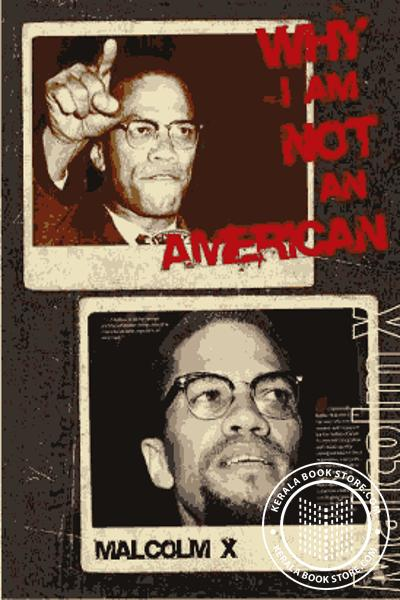 Cover Image of Book WHY I AM NOT AN AMERICAN