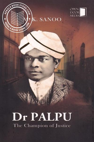 Cover Image of Book Dr Palpu The Champion of Justice