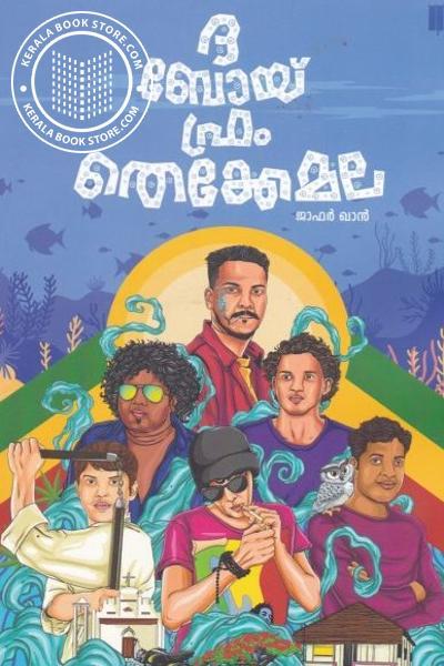 Cover Image of Book ദ ബോയ് ഫ്രം തെക്കേമല