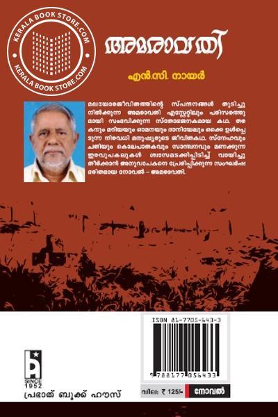 back image of അമരാവതി