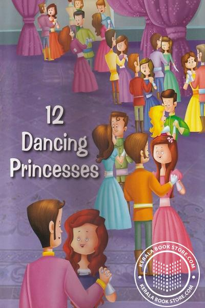 Cover Image of Book 12 Dancing Princesses