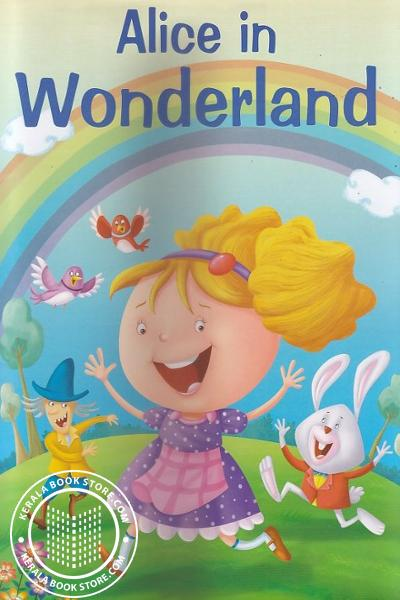 Cover Image of Book Alice in wonderland