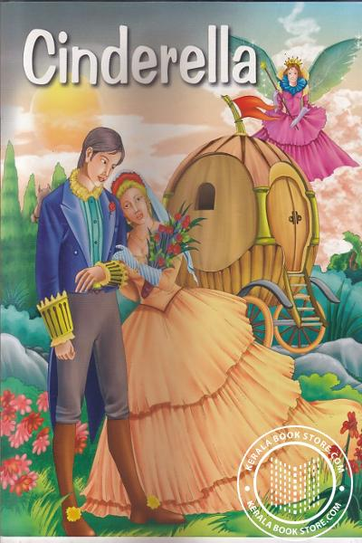 Cover Image of Book Cinderella