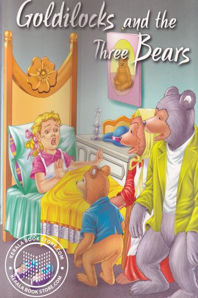 Cover Image of Book Goldilocks and the Three Bears