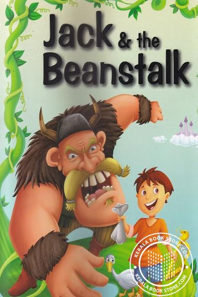 Cover Image of Book Jack and The Beanstalk