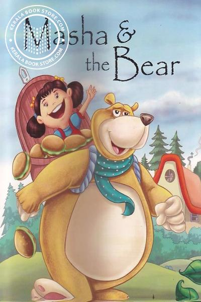 Cover Image of Book Masha and the Bear