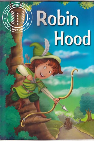 Cover Image of Book Robin Hood
