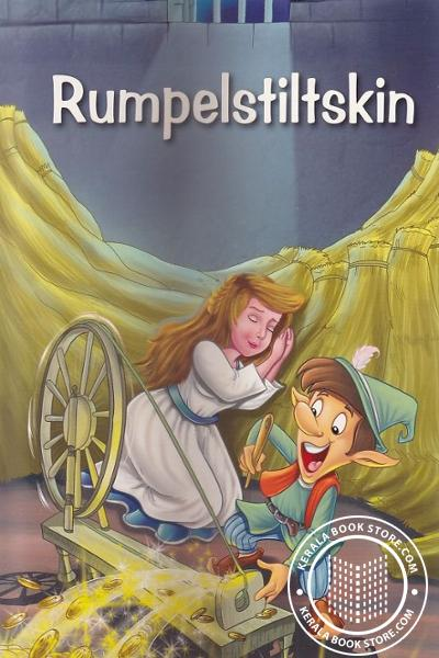 Cover Image of Book Rumpelstiltskin