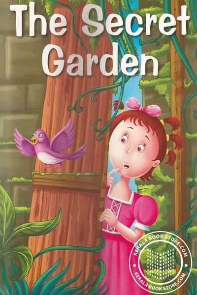 Cover Image of Book The Secret Garden