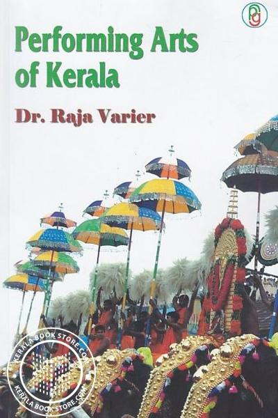Cover Image of Book Performing Arts of Kerala