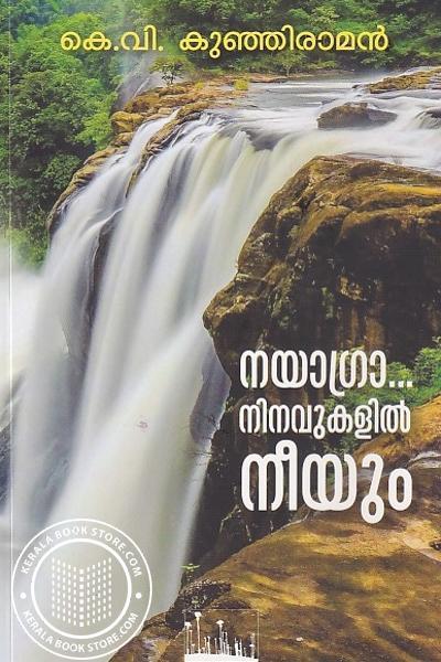 Cover Image of Book നയാഗ്രാ നിനവുകളില് നീയും