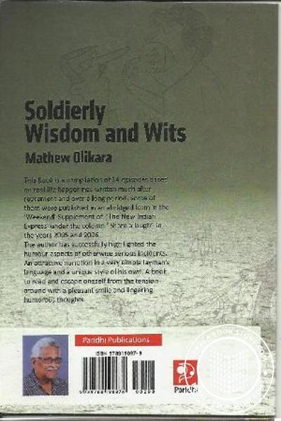 back image of Soldierly Wisdom and Wits