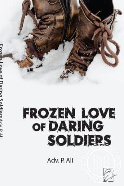 Cover Image of Book Frozen Love of Daring Soldiers