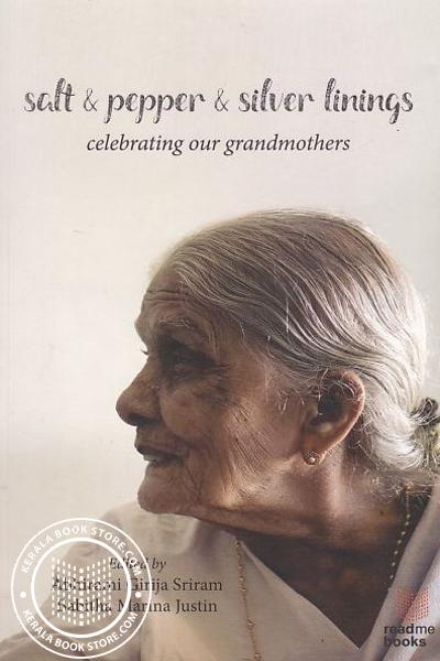 Cover Image of Book Salt and Pepper and Silver Linings Celebrating our Grandmothers