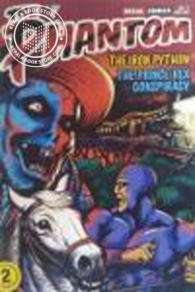 back image of The Phantom Volume - 3