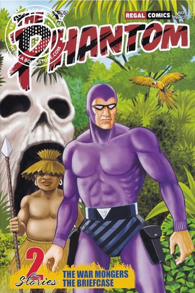 Cover Image of Book The Phantom Volume -1