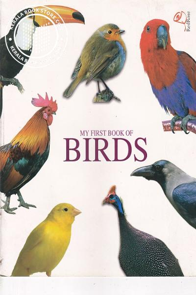 back image of My First Book of Fruits Birds Vegitables