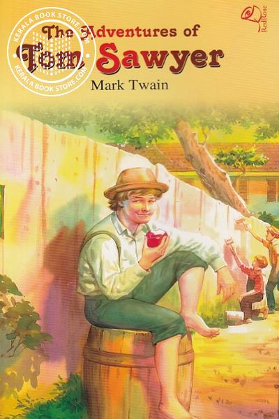 Cover Image of Book The Adventures of Tom Sawyer