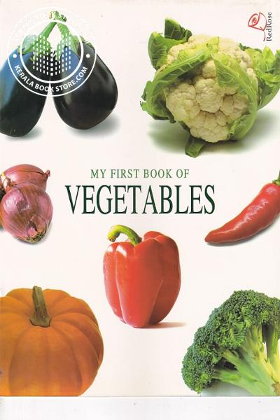 inner page image of My First Book of Fruits Birds Vegitables