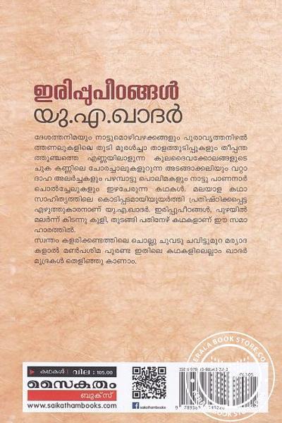 back image of ഇരിപ്പു പീഠങ്ങള്