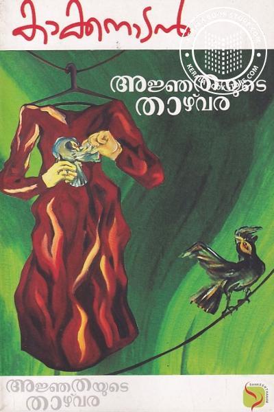 Cover Image of Book അജ്ഞാതയുടെ താഴ്വര
