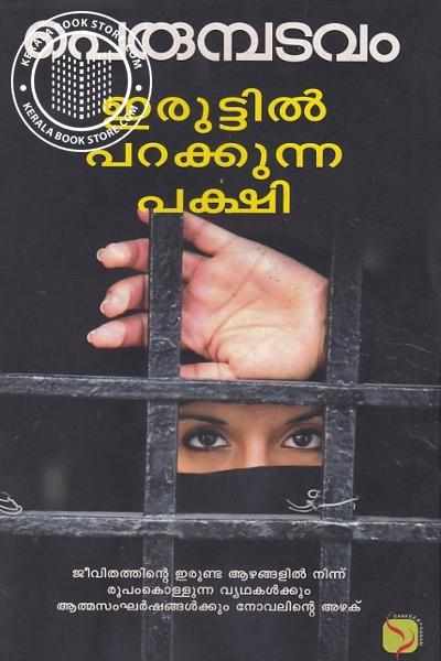 Cover Image of Book ഇരുട്ടില് പറക്കുന്ന പക്ഷി