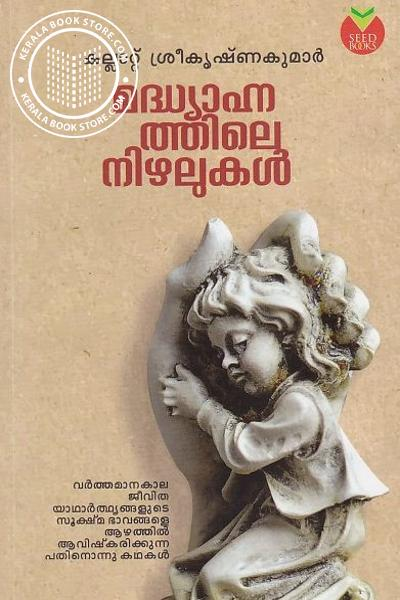 Cover Image of Book Madhyahnathile Zizhalukal