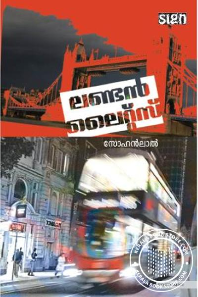 Cover Image of Book London lights