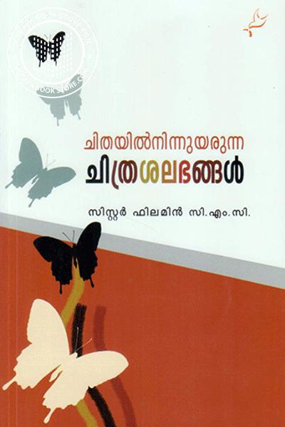 Cover Image of Book Chithayilninnuyarunna Chithrasalabhangal